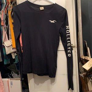 Hollister long sleeve top. Size M